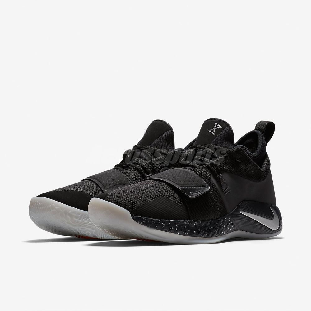d0ccea6c82f Nike PG 2.5 EP Paul George Anthracite Black Men Basketball Shoes BQ8453-004