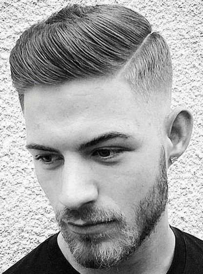 Looking For A New Look Somewhere In Between Short And Long Hair ? Check Out  These Super Trendy Medium Length Hairstyles For Men. @theunstitchd