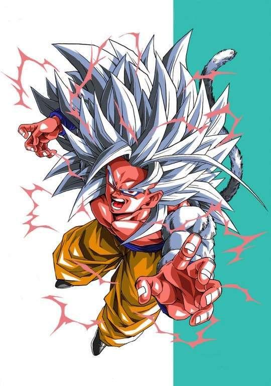 Joker Reader Dragon Ball Af Chapter 6 Anime Dragon Ball Super Dragon Ball Z Dragon Ball Art