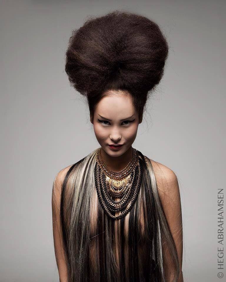 hair styling by lise finden uniklipp as photo hege abrahamsen bris studio model helen. Black Bedroom Furniture Sets. Home Design Ideas