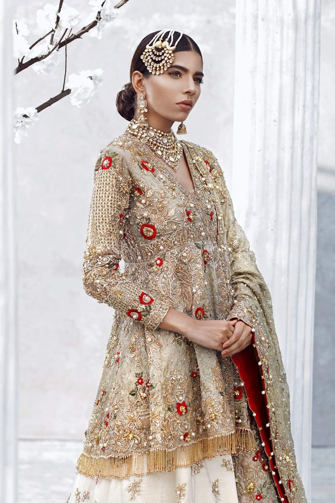 Get this fabulous outfit by ordering at zebaishcollection