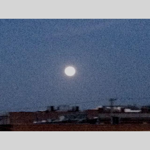 Super moon Saturday may 5th 2012