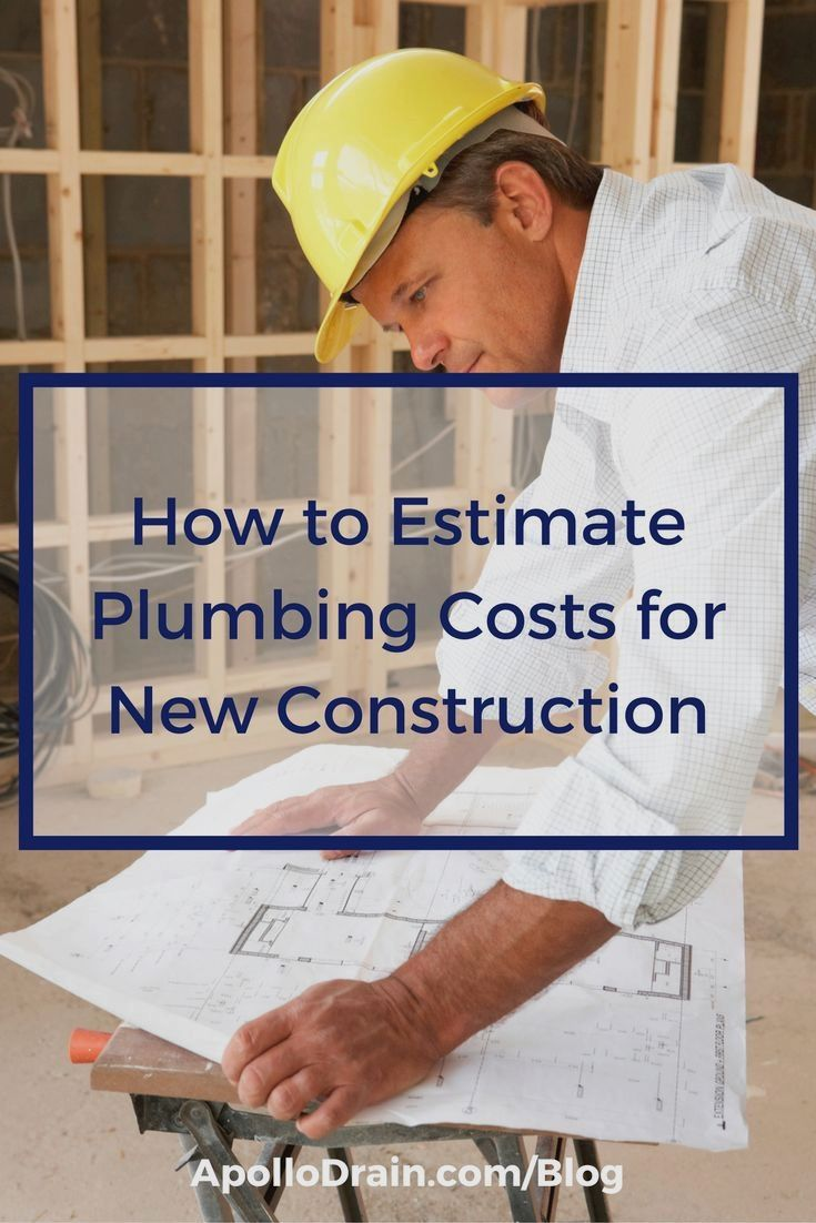 How much will it cost to install plumbing in your new home here are
