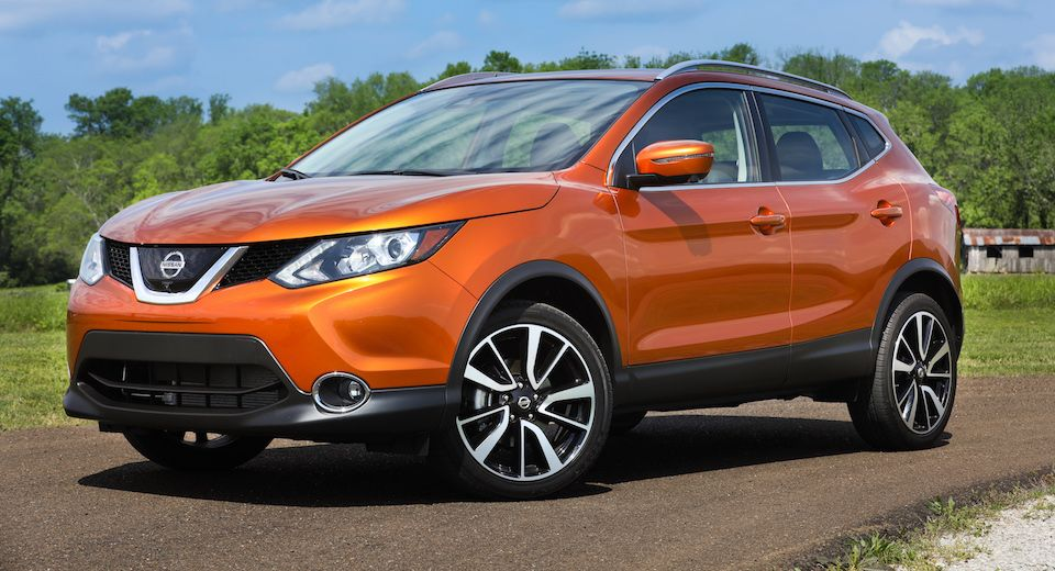 New Nissan Rogue Sport Priced From 22,380, U.S. Start May