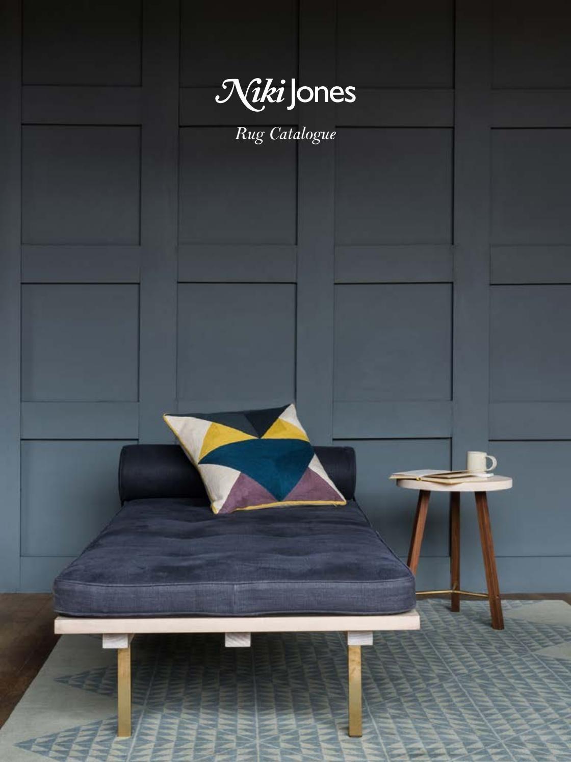 Niki Jones Rug Catalogue Cushions
