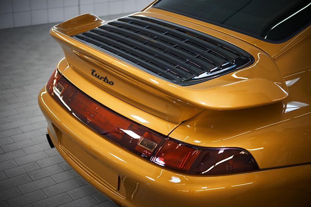 Porsche 993 911 Turbo Spoiler スポーツカー