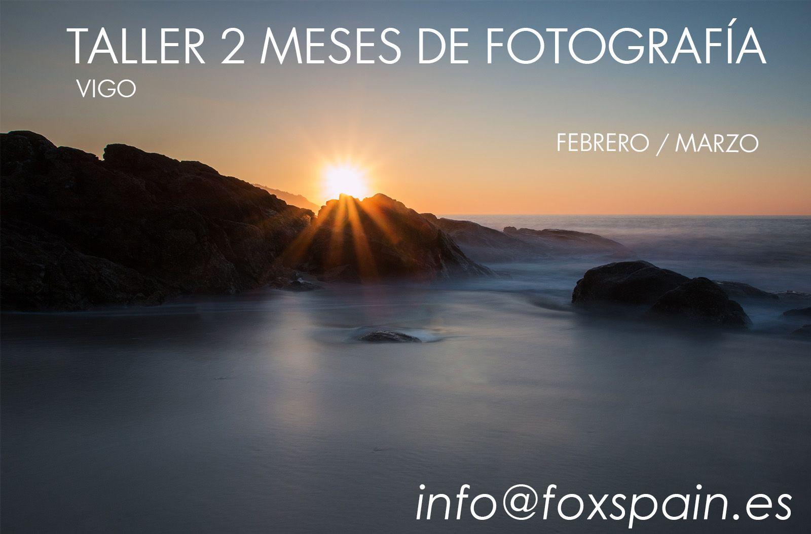TALLER 2 MESES DE FOTOGRAFÍA EN VIGO / FEBRERO Y MARZO  Más información y Reservas: info@foxspain.es / 699 252 707  #taller #curso #fotografia #vigo #febrero #marzo #foxspain #foto #kedadas #quedadas #intermedio #avanzado #paseosfotograficos