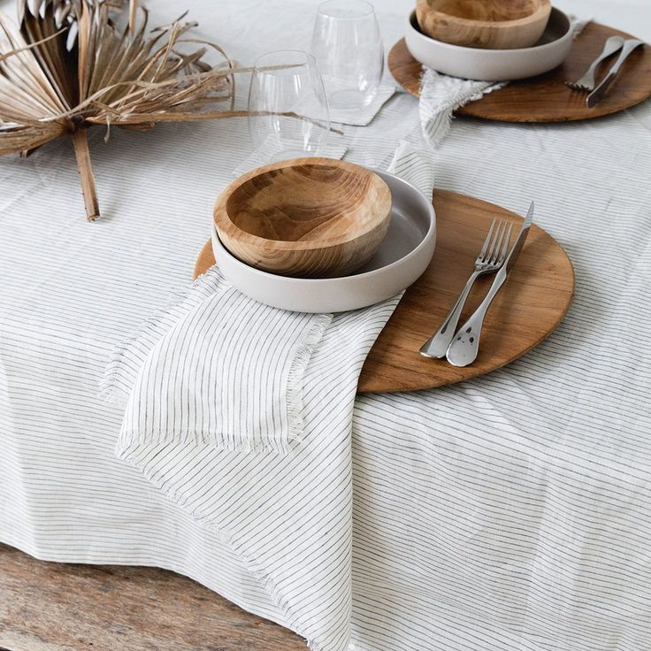 Photo of Linen Tablecloth