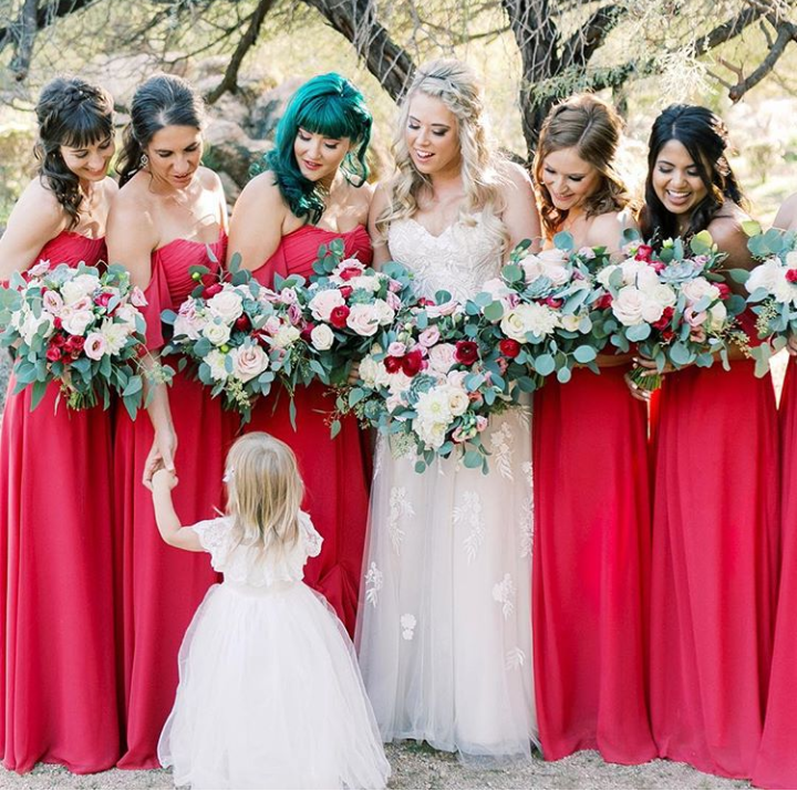 Can You Say Wow Mori Lee Bridesmaid Dresses Are On Point We Are