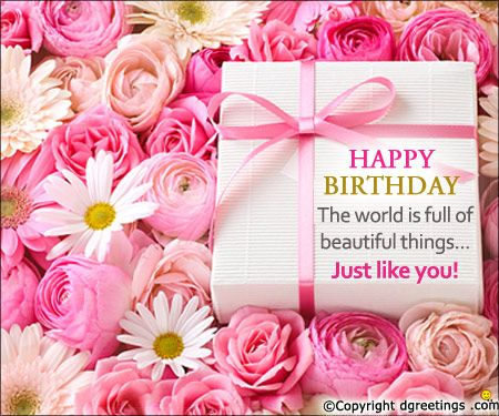Birthday Wishes Greetings Pinterest – Birthday Wish Greeting Images