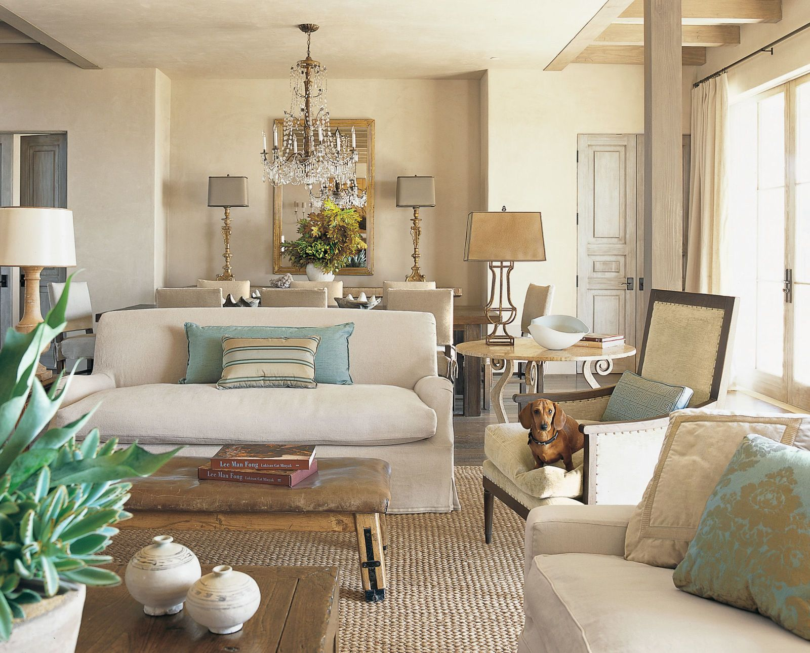 This Is What Beach Decor Looks Like In Five Different Coastal Cities Home Coastal Living Rooms Home Decor Elegant coastal living rooms
