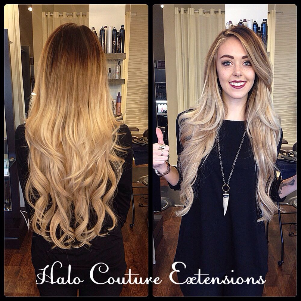 Halo Couture 24 Extensions Available By Hair Artist Paisley Jewels