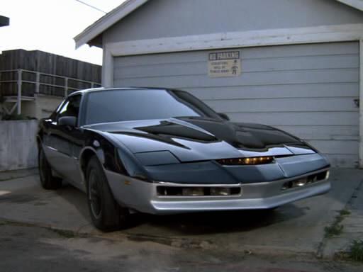Pontiac Firebird Trans Am In Knight Rider In 2020 Knight Rider Pontiac Firebird Pontiac Firebird Trans Am