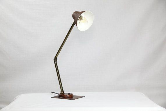 Tensor Jointed Weighted Metal Desk Lamp, Tensor Desk Lamp Parts