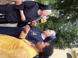 Golden Jubilee medal celebrating Sr. Elissa Ringler, the younger sister of Sr. Mary Ringler.