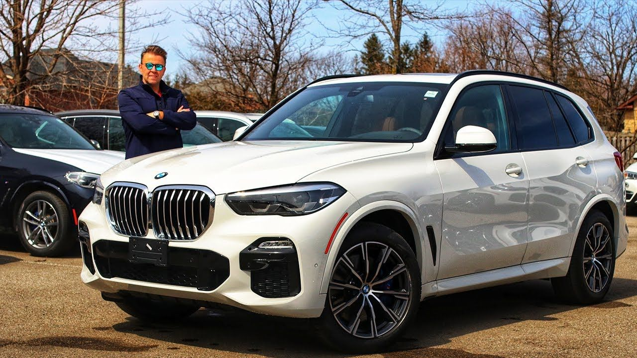 2019 Bmw X5 40i Xdrive All You Need To Know About It With