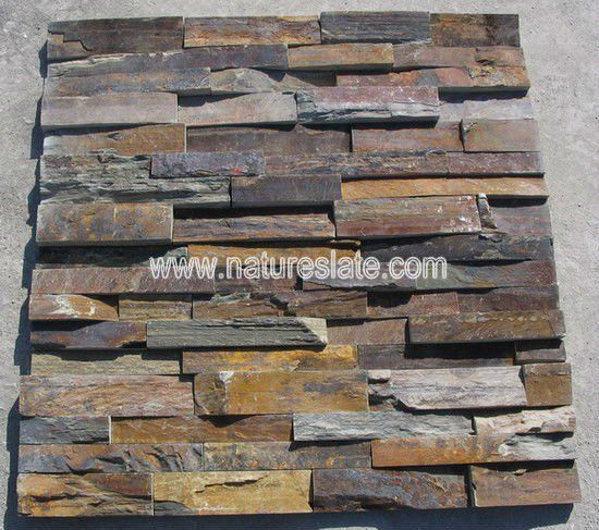 Stacked Stone Exterior Wall , Find Complete Details about Stacked ...