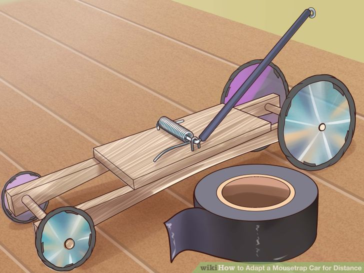 Mousetrap Car Design Parts List