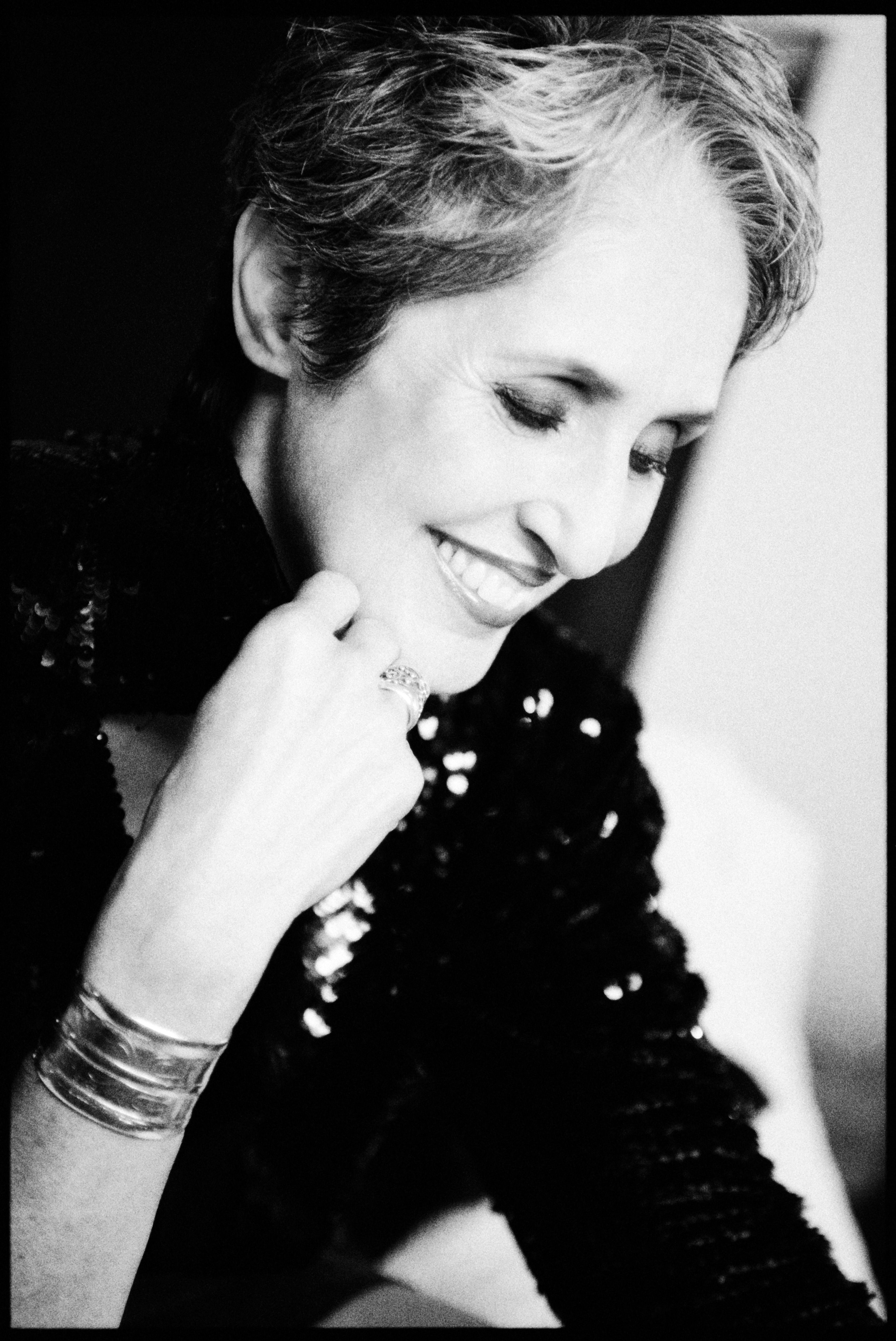 Joan Baez. 50 years of singing her conscience.