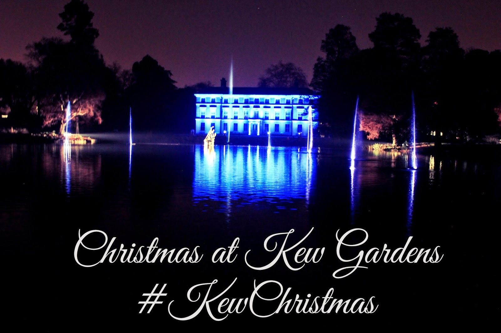 christmas at kew gardens kewchristmas london here i come