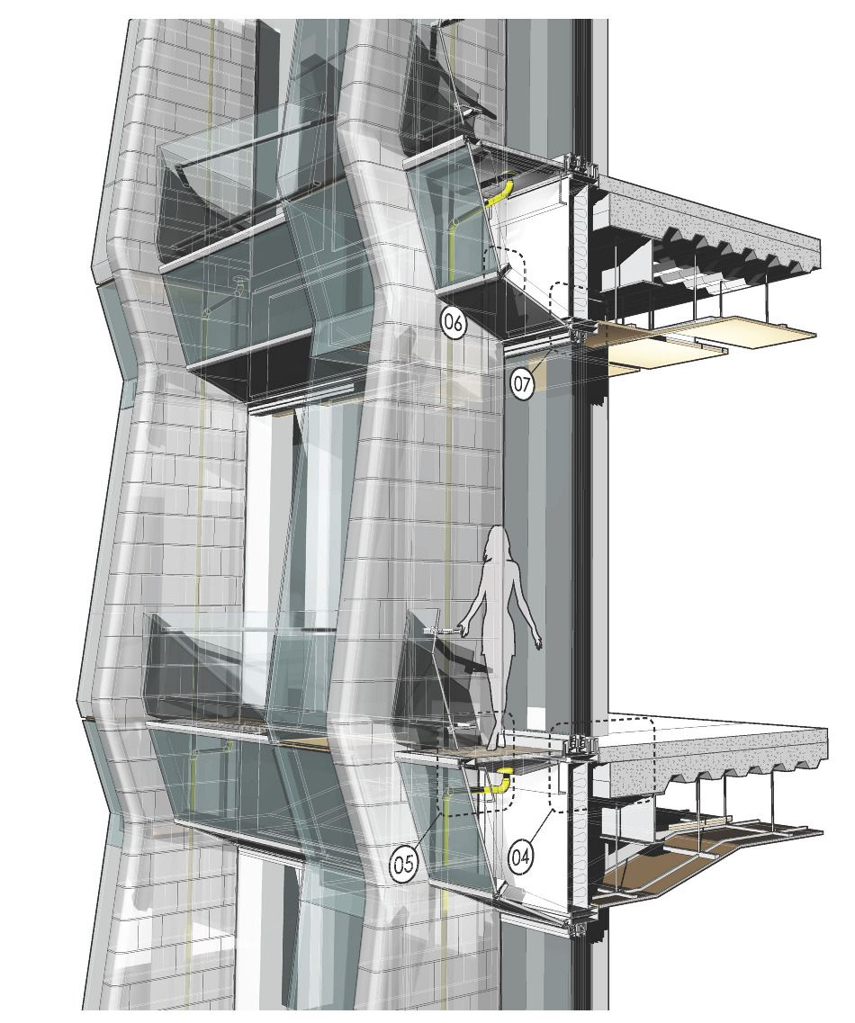 curtainwall aaron berman architecture architectural drawings pinterest architecture. Black Bedroom Furniture Sets. Home Design Ideas