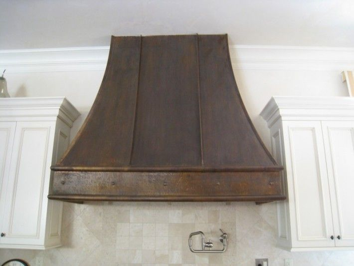 Copper And Stainless Steel Kitchen Range Hoods Kitchen Range Hood Range Hoods Home Decor