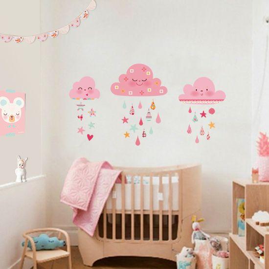 Decohappy adorables vinilos infantiles para decorar su for Vinilo habitacion infantil