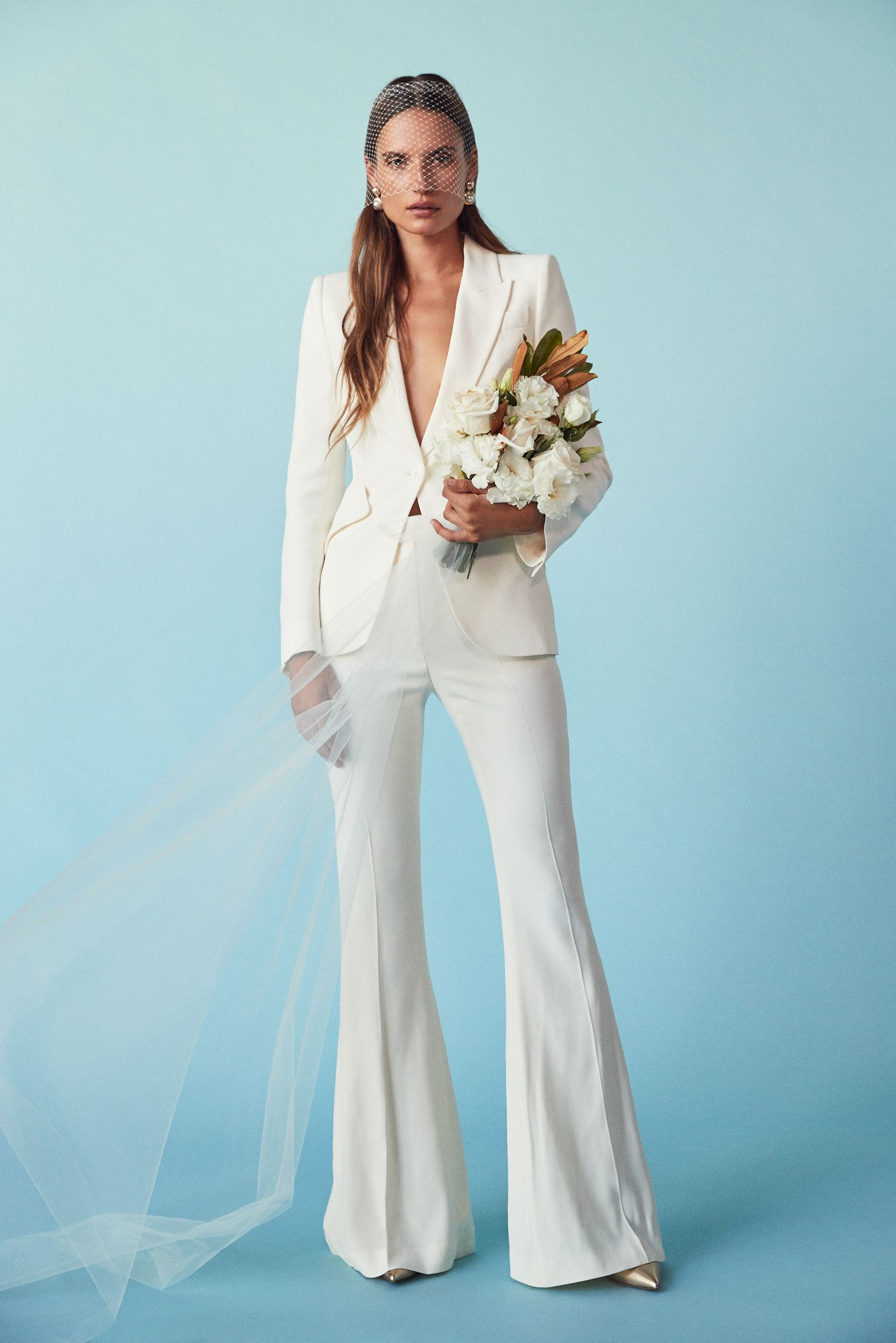 There\'s a New Shopping Spot For Non-Basic Brides | Bianca jagger ...
