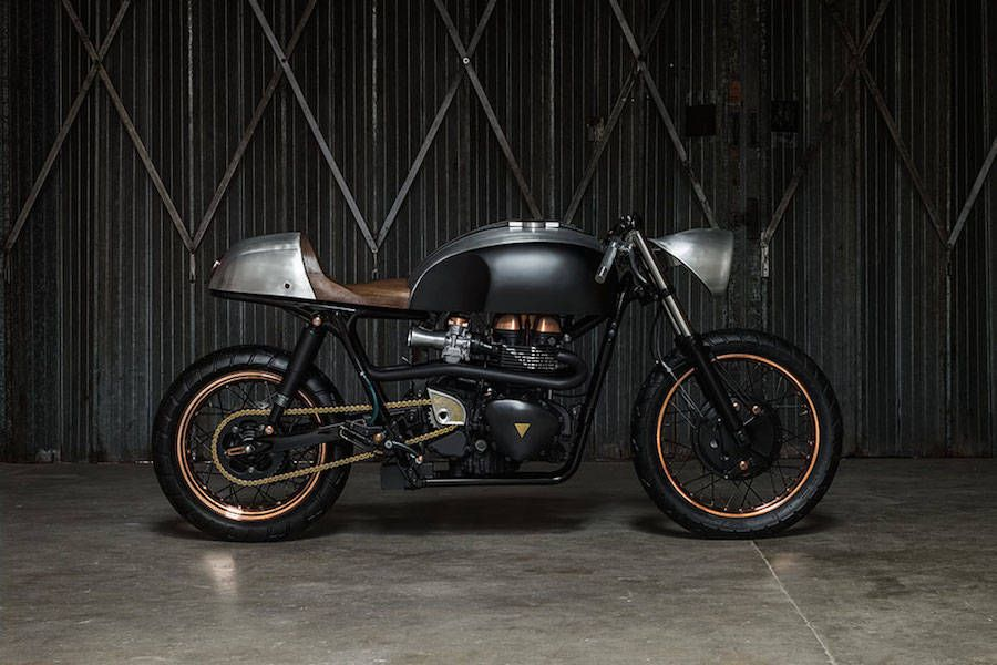 DMOL New Vintage Motorbike – Fubiz Media