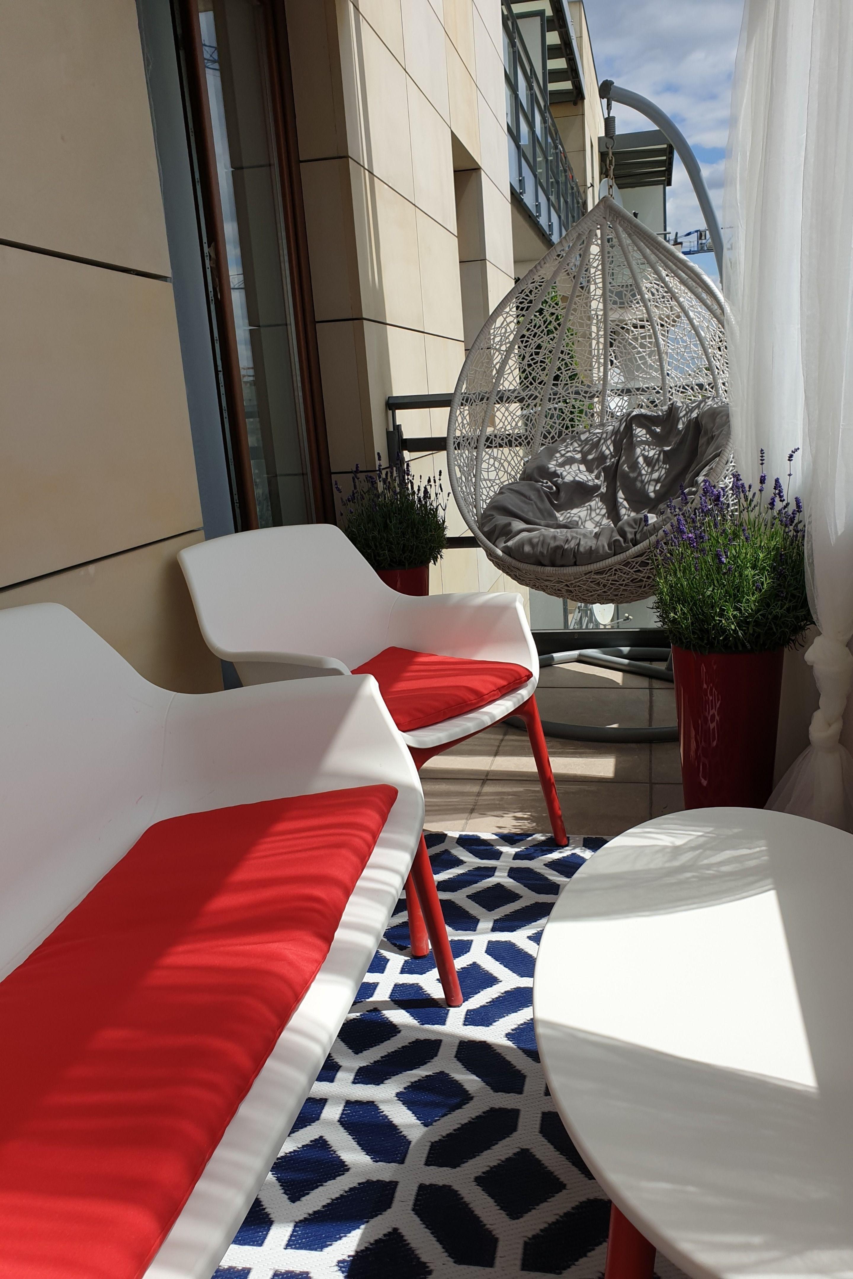 Elegancki Zestaw Mebli Luxor Bialy Bica Ogrodosfera Pl Bean Bag Chair Home Decor Furniture