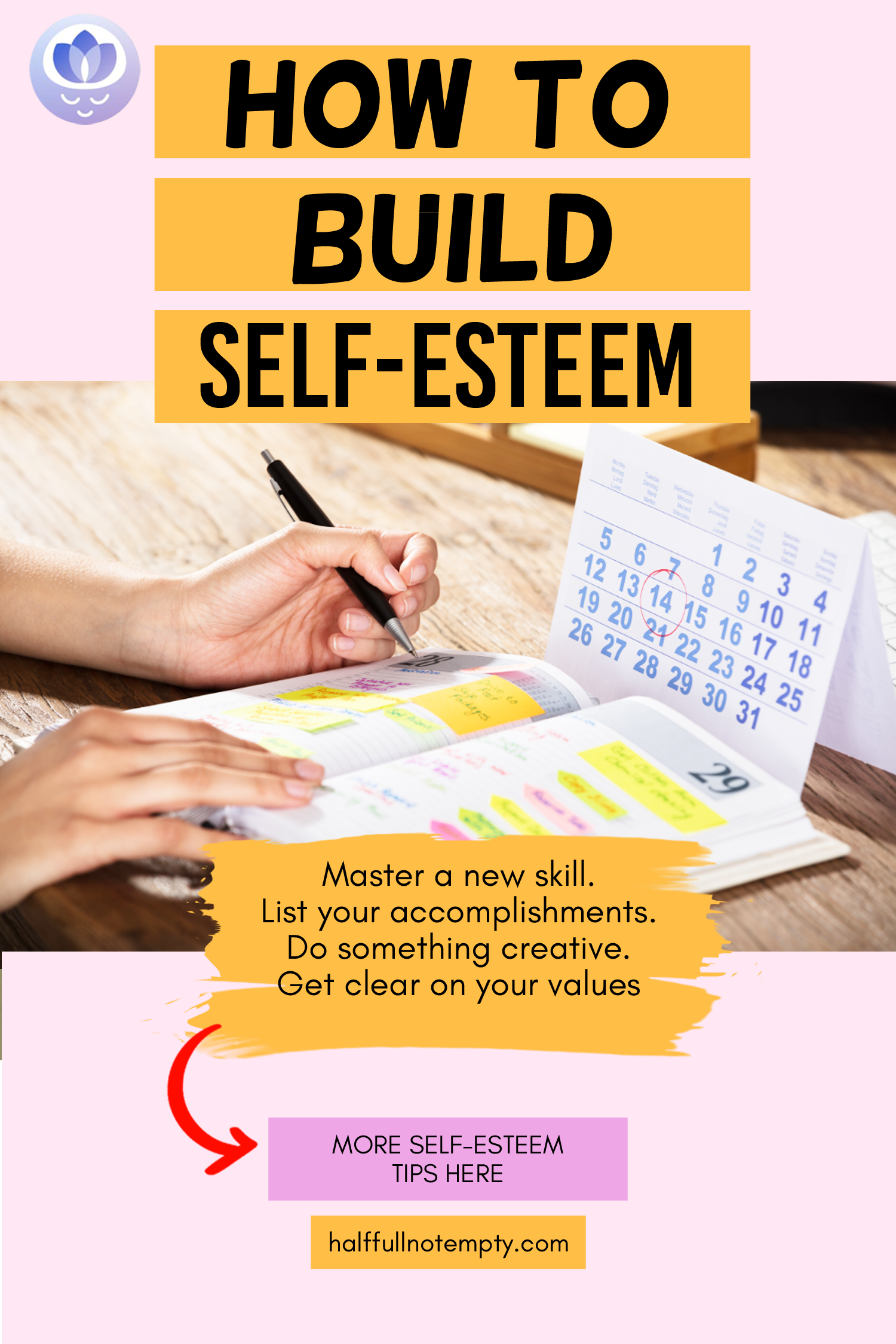 How To Build Self Esteem In