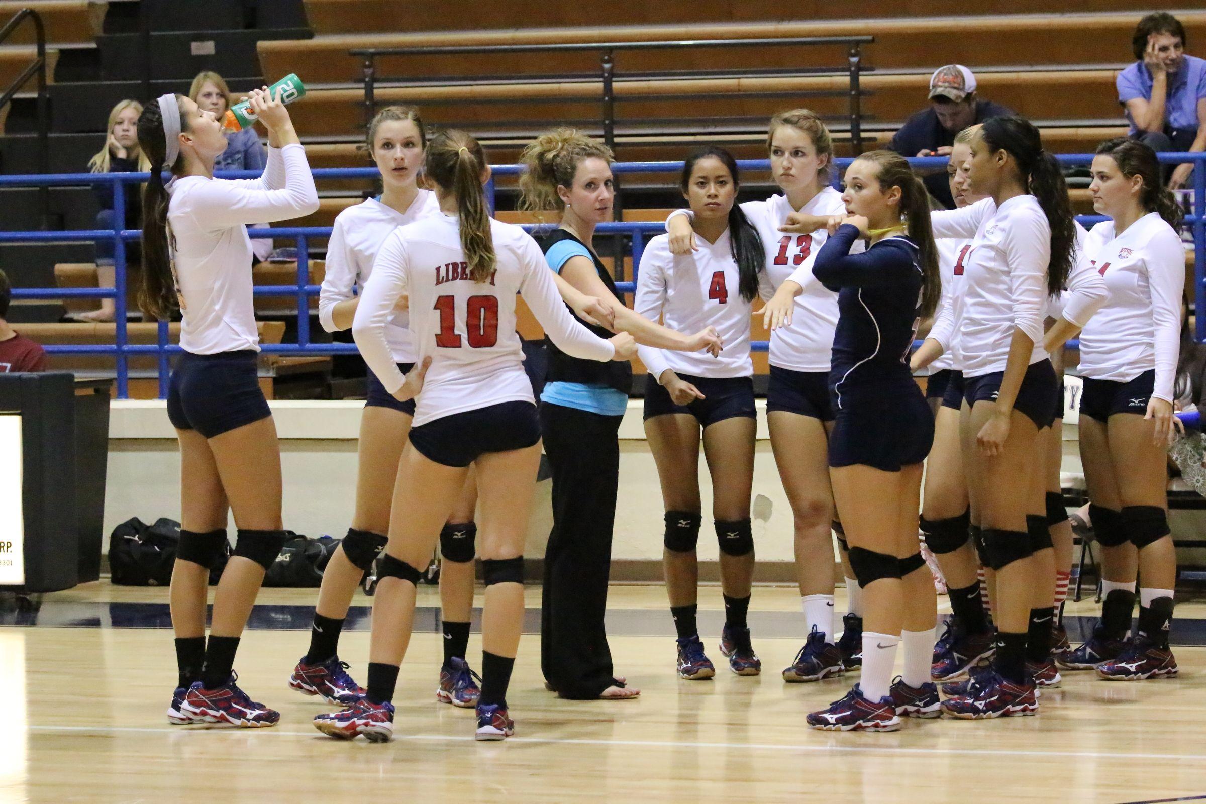 2015 Lhs Volleyball Volleyball Liberty High School High School