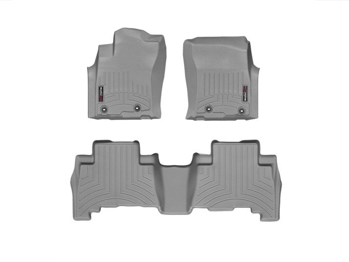 2016 Toyota 4Runner | Floor Mats - Laser measured floor mats for a perfect fit | WeatherTech.com