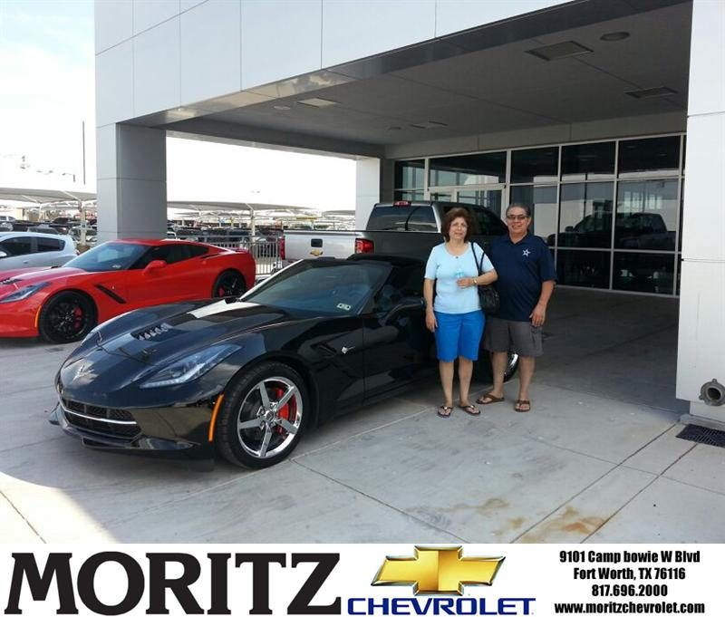 Congratulations to Ramiro Jayme on your #Chevrolet #Corvette ...