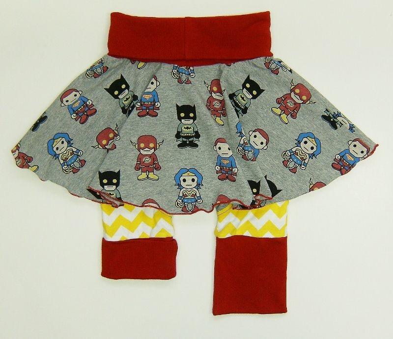 Wonder Woman Inspired Skirty Maxaloones, Size 1, Ready to Ship | For ...