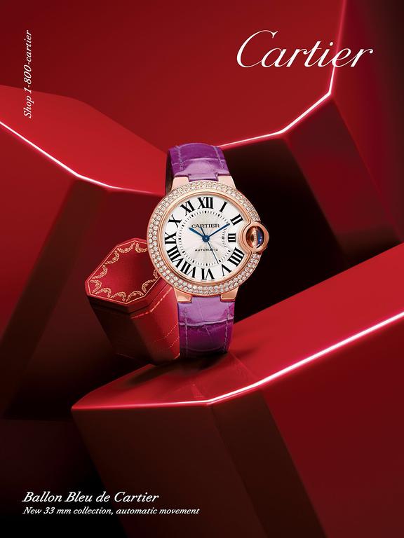 Cartier Dakota Collection Cartier watch, Jewellery