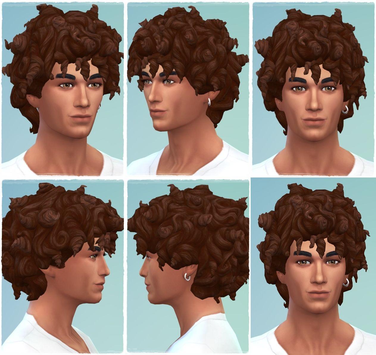 Hermoso mods peinados sims 4 Fotos de consejos de color de pelo - Mods Para Los Sims 4 Peinados | Las Mejores Imágenes de ...
