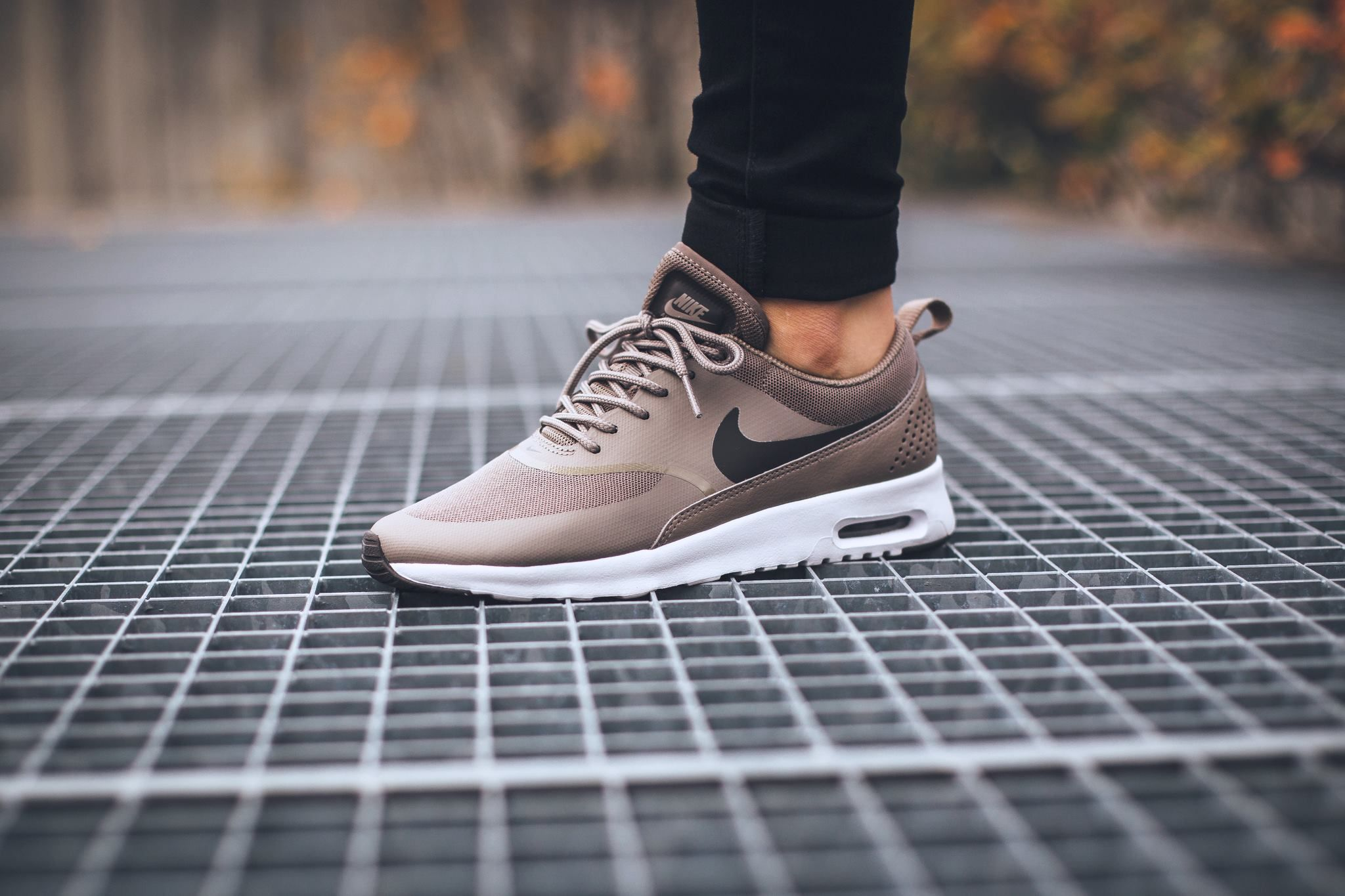 nike air max thea damen bronze