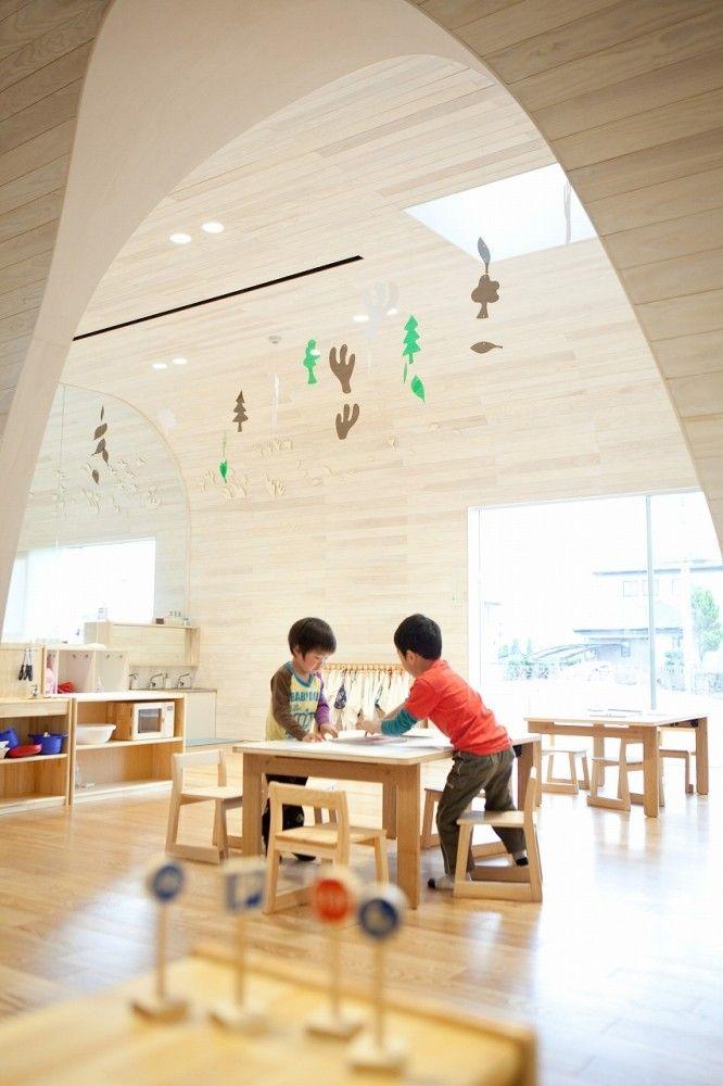 Gallery of Leimond-Shonaka Nursery School / Archivision ...