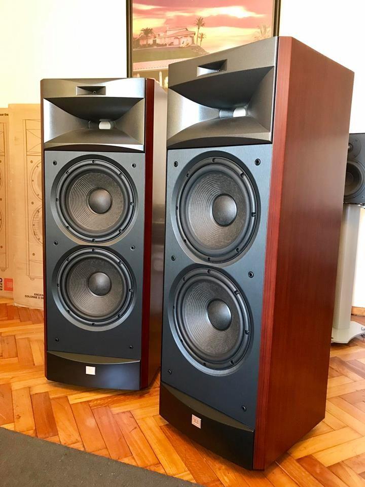 Beautiful JBL S3900 horn loaded speakers | Hi Fi | Home