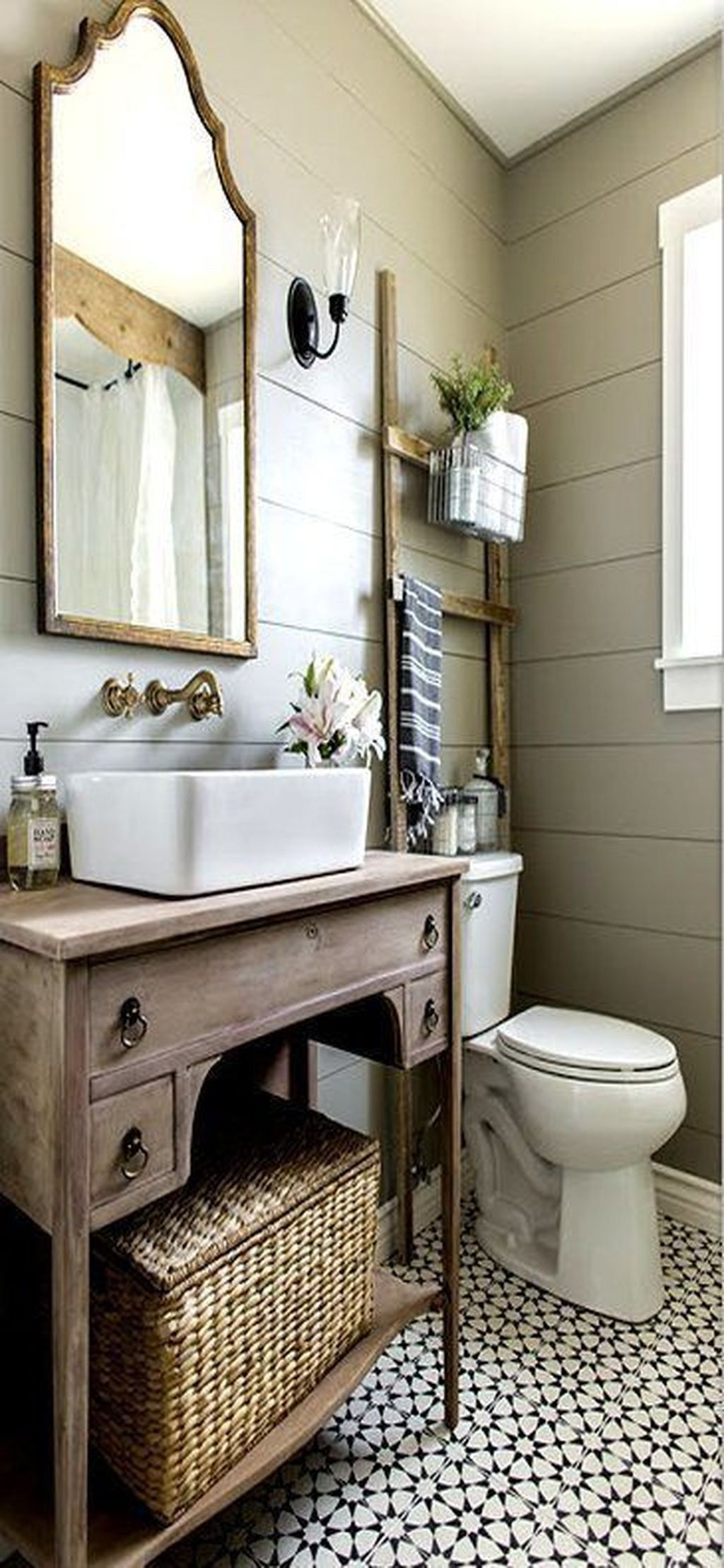 Captivating Handmade Bathroom Organization Ideas 08