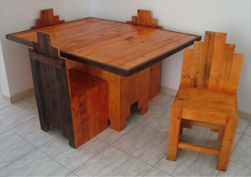 Things You Can Make Out Of Wood Pallets