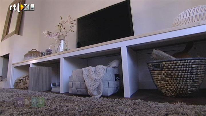 Een zelfgemaakt tvmeubel  Eigen Huis  Tuin  Dream Home