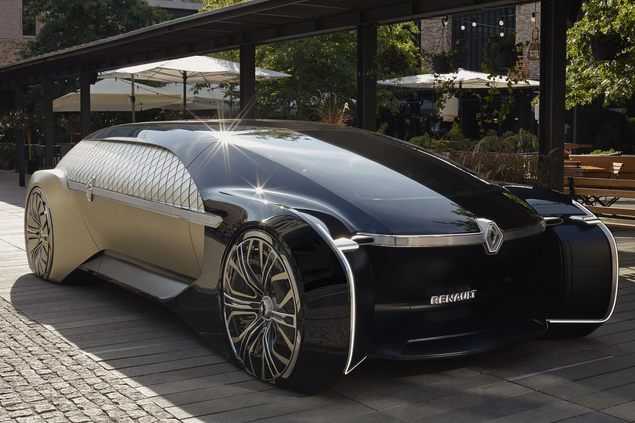Renault S Self Driving Car That Will Really Turn Heads Discover Luxury Luxury Car Interior Concept Car Design Futuristic Cars