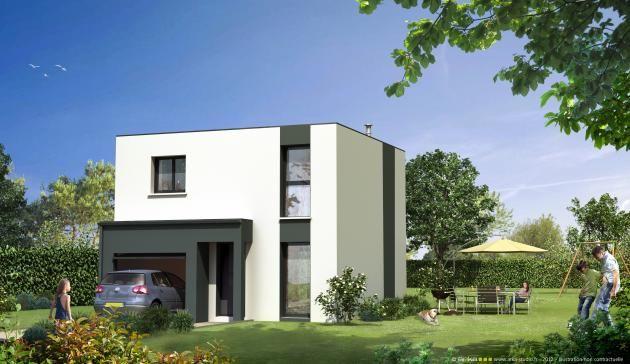 """Célèbre Résultat de recherche d'images pour """"plan maison sur 300m2 de  JT55"""