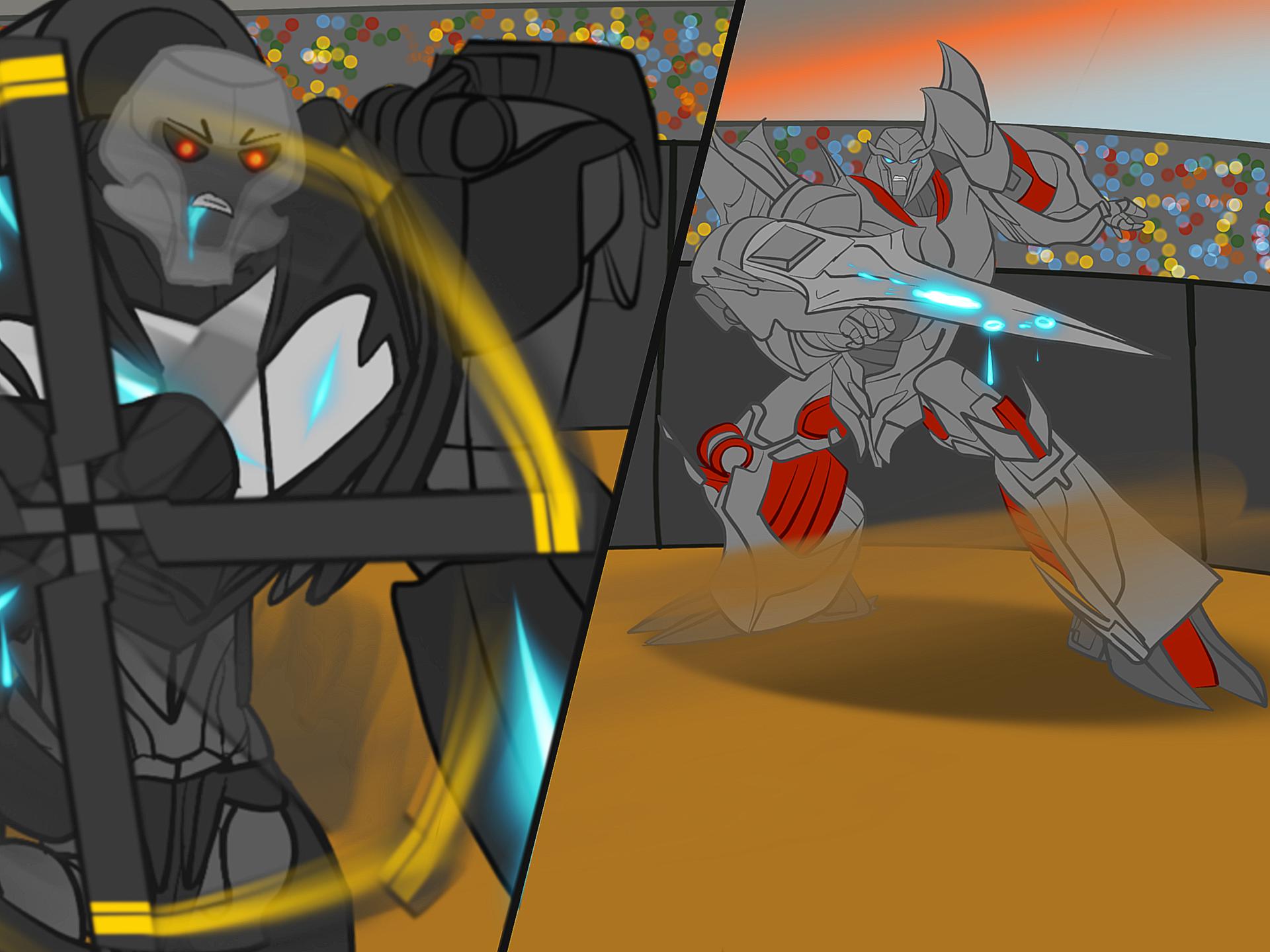 Arc of the Decepticons   tf as human   Jaune arc, Beacon