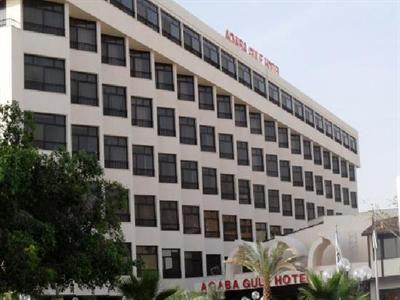 لا يقع هذا الفندق في وسط مدينة العقبة ولكنه يبعد حوالي عشر دقائق مشيا عن Aqaba Castle تسهيلات الفندق تتضمن قاعة مؤتمرا Building Hotel Multi Story Building