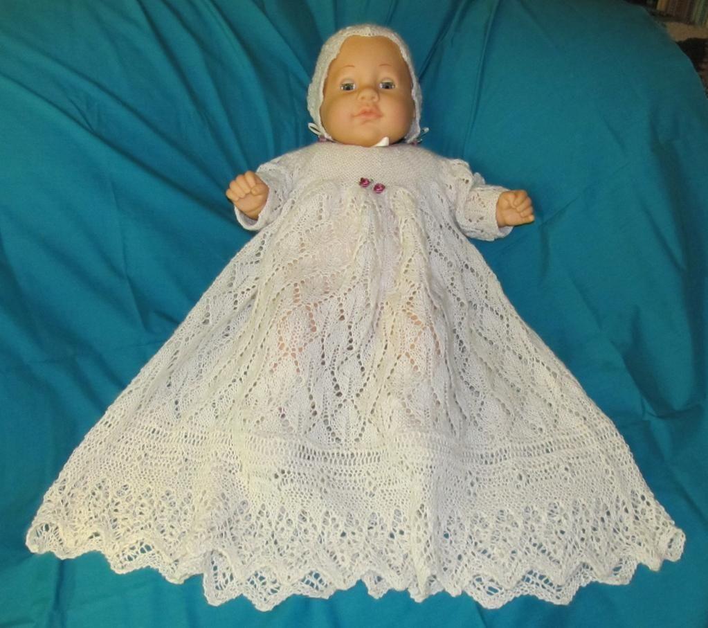 Foliage Lace Christening Gown | Vestidos para niños, Bautismo y Bautizo