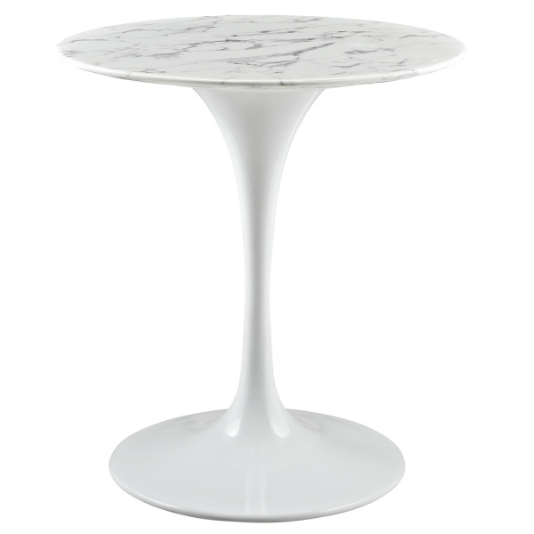 Dining Table Marble, 28 Round Table