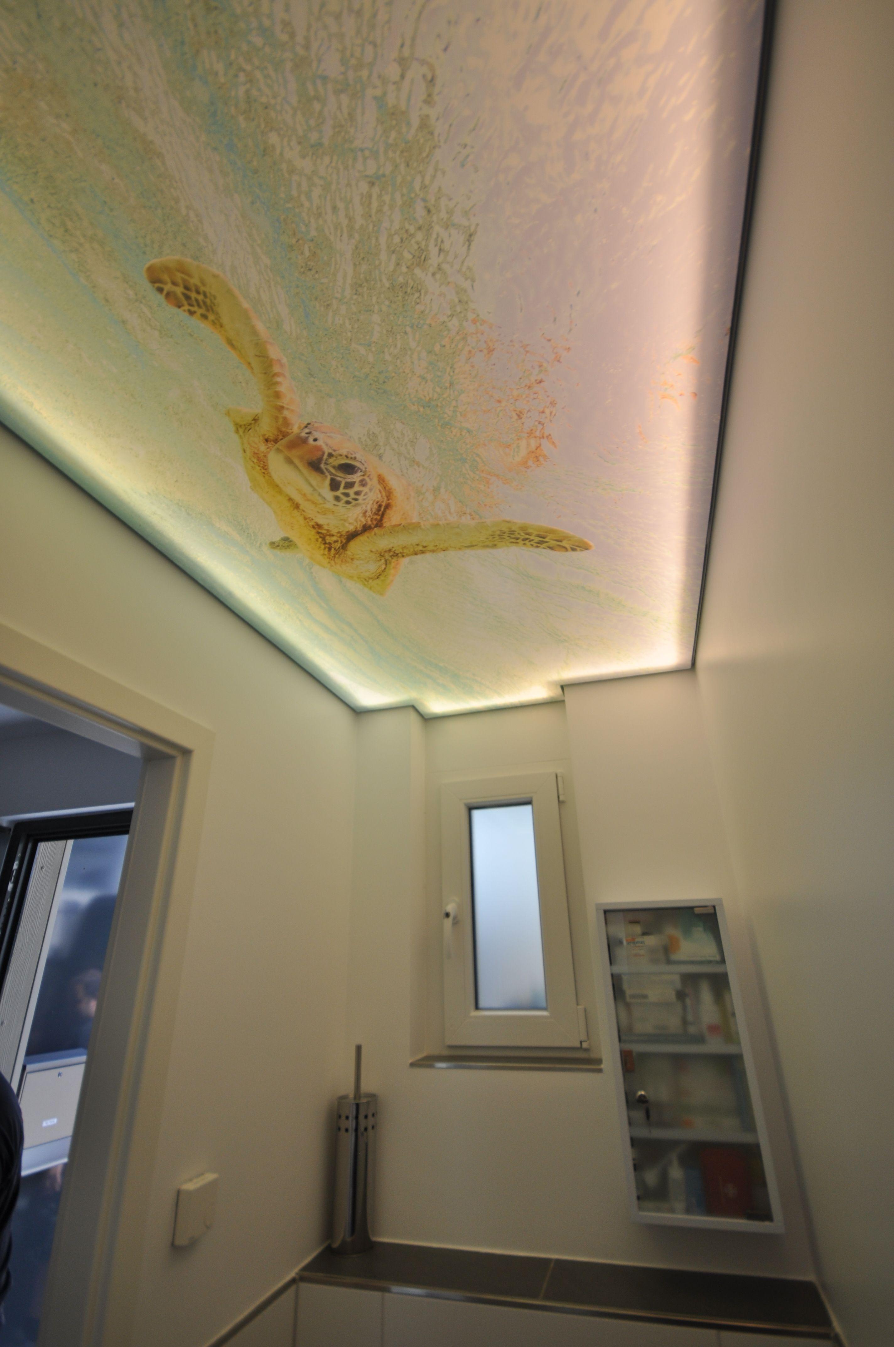 Urlaub Spanndecken Lichtwande Wandbespannungen